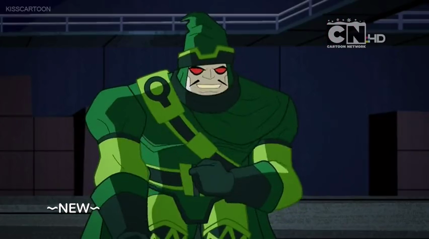 Steppenwolf(Justice League Action)