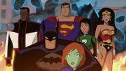 Justice League vs the Fatal Five 1637
