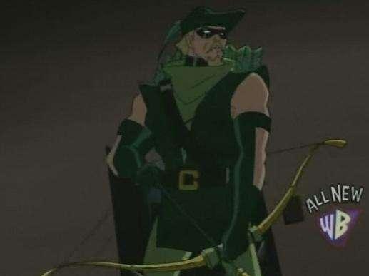 Oliver Queen(Green Arrow) (The Batman)