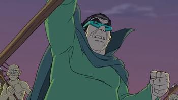 Harvey Elder(Mole Man) (Earth-12041)