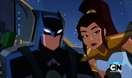Justice League Action Women (1339)