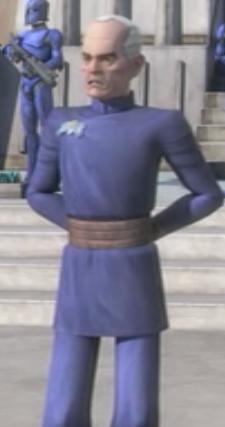 Chancellor Finis Valorum