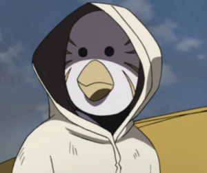 Bird-Masked ANBU Member