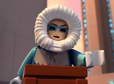 Captain Cold(Lego Universe)