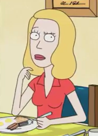 Beth Smith (Evil Rick's Target Dimension)