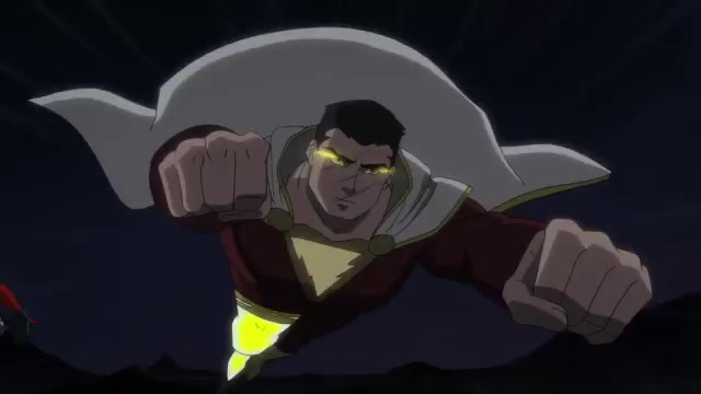 Billy Batson(Shazam)