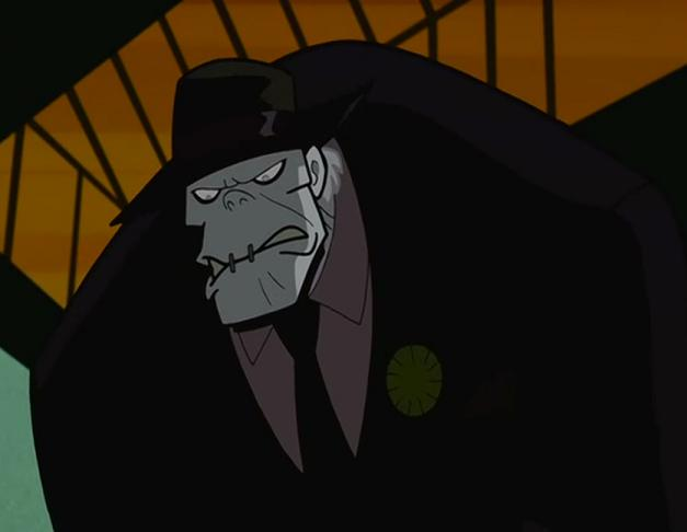 Cyrus Gold (Solomon Grundy) (The Brave and the Bold)
