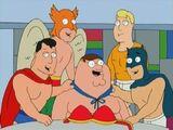 Arthur Curry(Aquaman) (Family Guy Universe)