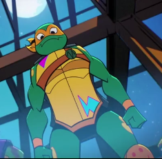 Michelangelo (Rise of the TMNT)