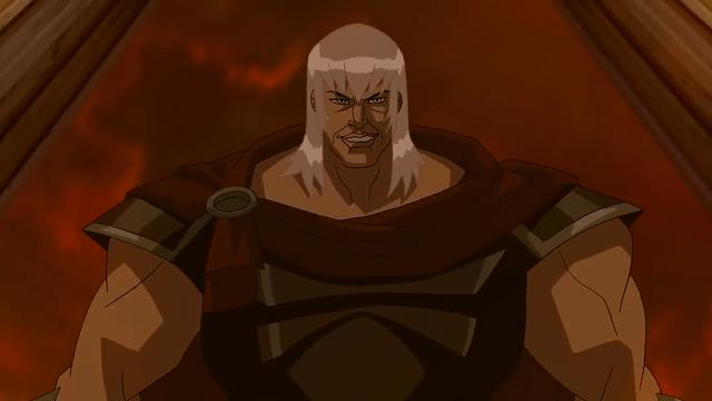 Ares (Wonder Woman 2009 Movie)