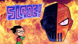 Slade(Teen Titans Go!)