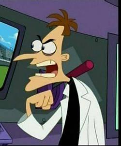 Dr. Heinz Doofenschmirtz