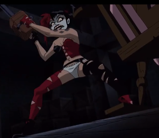 Harley Quinn(Justice League: Gods and Monsters Chronicles)