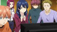 Food Wars! Shokugeki no Soma Season 3 Episode 7 1028