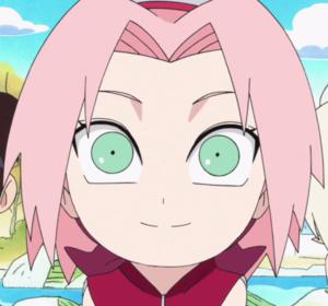 Chibi Sakura Haruno