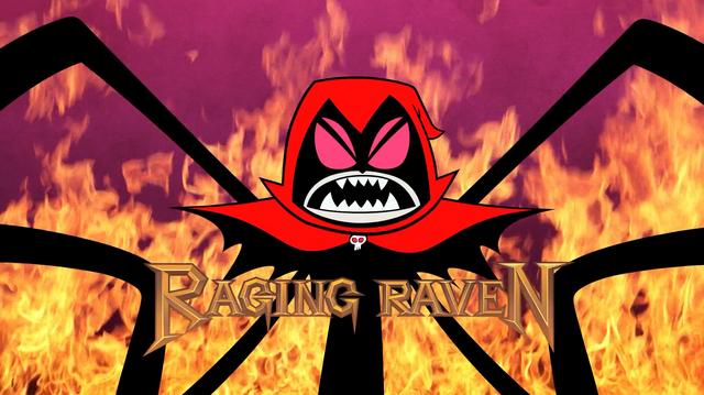 Raging Raven