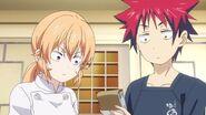 Food Wars! Shokugeki no Soma Season 3 Episode 19 1010