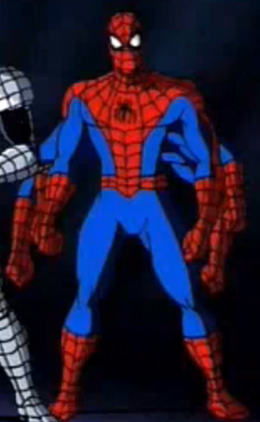 Peter Parker (Man-Spider)