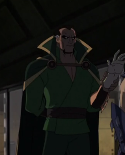 Ras al Ghul (Batman vs. Teenage Mutant Ninja Turtles)