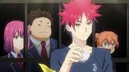Food Wars Shokugeki no Soma Season 4 Episode 8 0345
