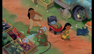 Lilo and stitch You're the Devil in Disguise (9)