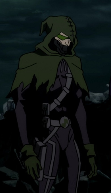 Hartley Rathaway(Pied Piper) (Flashpoint Paradox)