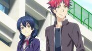 Food Wars Shokugeki no Soma Season 3 Episode 2 0726