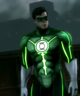 Hal Jordan (Injustice Gods Among Us)