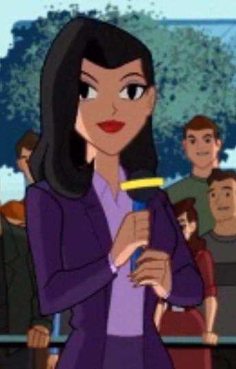 Lois Lane(Justice League Action)