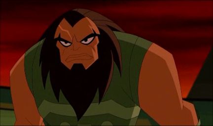 Kalibak(Justice League Action)