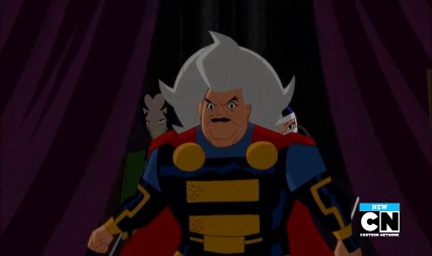 Granny Goodness(Justice League Action)