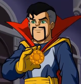Doctor Stephen Strange (Earth-91119)