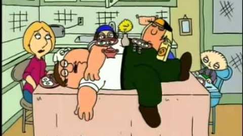 Family Guy Pilot Universe