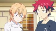 Food Wars! Shokugeki no Soma Season 3 Episode 19 1013