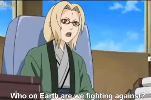 Tsunade Senju(Genjutsu World)