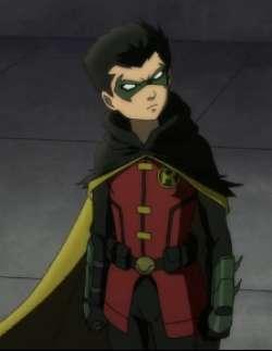 Damian Wayne(Robin)