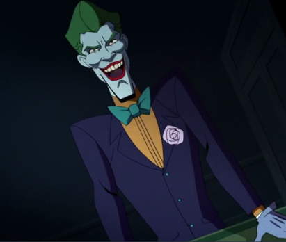 Joker (Batman vs. Teenage Mutant Ninja Turtles)