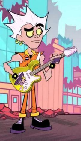 Punk Rocket(Teen Titans Go!)