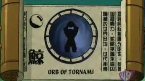 Shen Gong Wu - Orb of Tornami