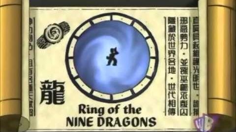 Shen Gong Wu - Ring of the Nine Dragons