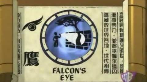 Shen Gong Wu - Falcon's Eye