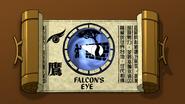 XS Scroll - Falcon's Eye
