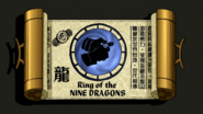 XS Scroll - Ring of the Nine Dragons
