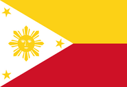Flag of the Phillippines