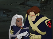 Cyclops with Storm