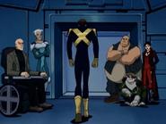 Cyclops leaves the X-Men