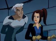 Quicksilver and Shadowcat