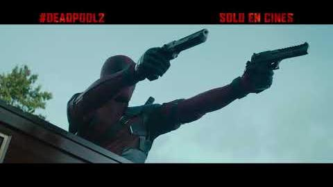 Deadpool 2 TV spot boombox Próximamente - Solo en cines