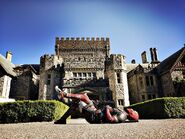 Deadpool en Mansion X (Inicio de rodaje de DP2)
