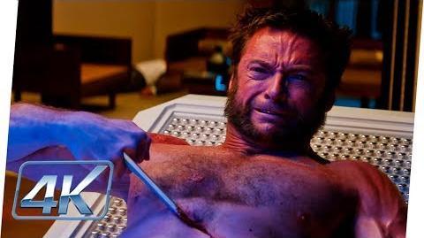 Wolverine Se Quita El Parásito (V